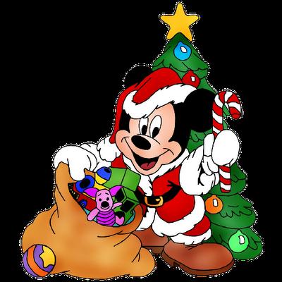 baby christmas clipart Christmas Mickey Mouse Cartoon