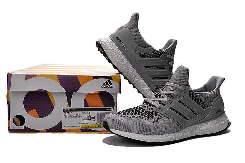 6b55059ffbc1c Adidas Ultra Boost Primeknit Metallic Silver Cool Grey Where To Buy Shoe
