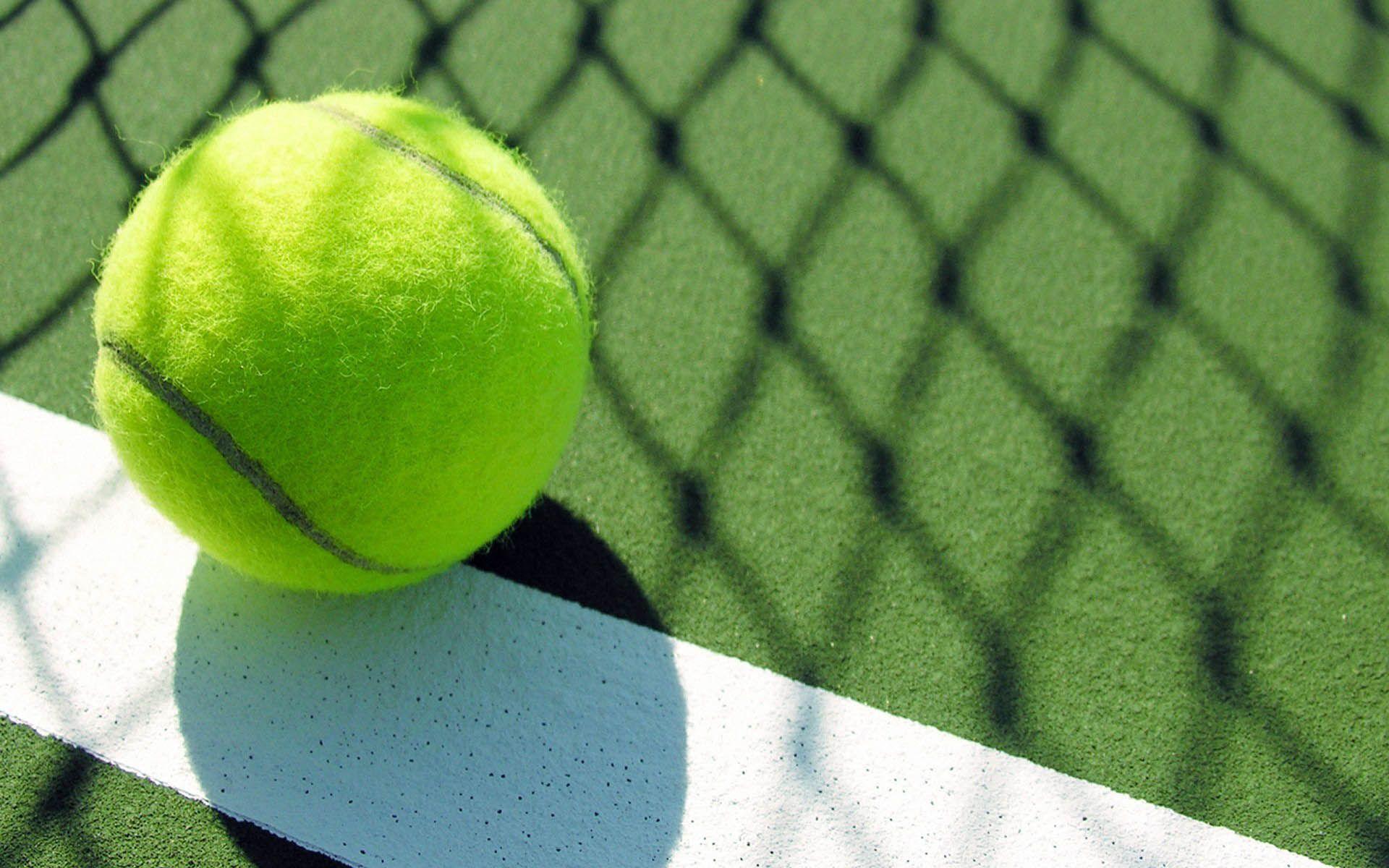 Tennis Net Shadow And Ball Tennis Nets Sports Tournaments Tennis