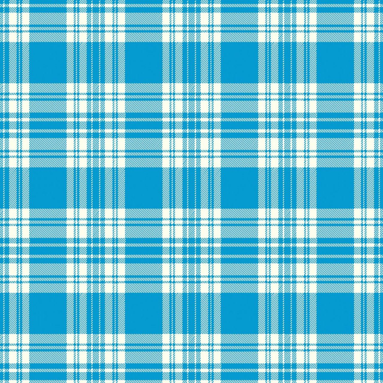 Kilt Mini (Caribe) - Plaid Fabric design to custom print for home decor, upholstery, and apparel. Pick the ground fabric you need and custom print the designs you want to create the perfect fabric for your next project. https://thetextiledistrict.com #designwithcolor #fabrics #interiordesign #sewing