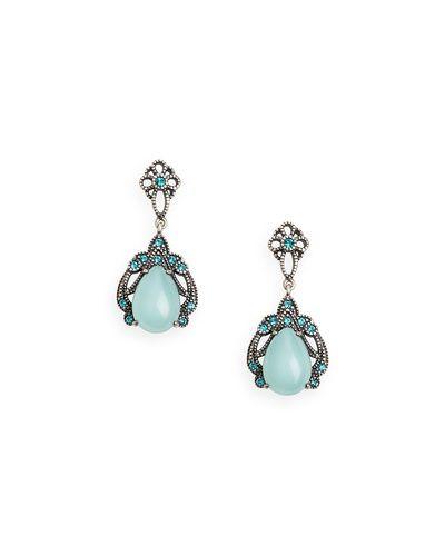 deco earrings <3