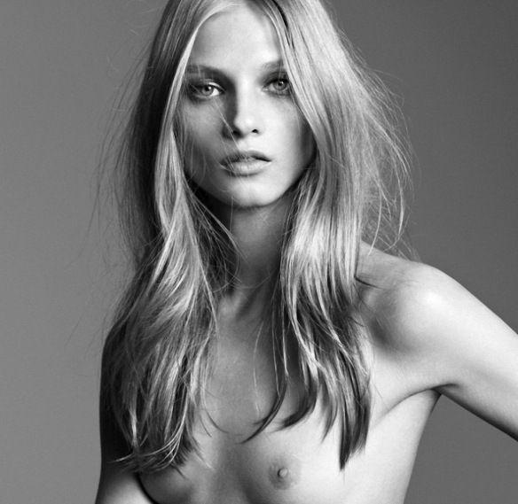 Title: Anna Magazine: The Last Magazine Spring/Summer 2012 Model: Anna Selezneva Photographer: Karim Sadli