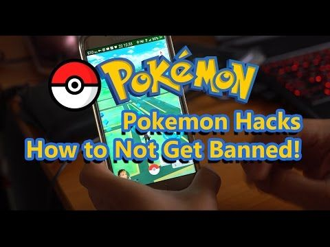 Pokemon Go Hack How to Not Get Banned While Using GPS