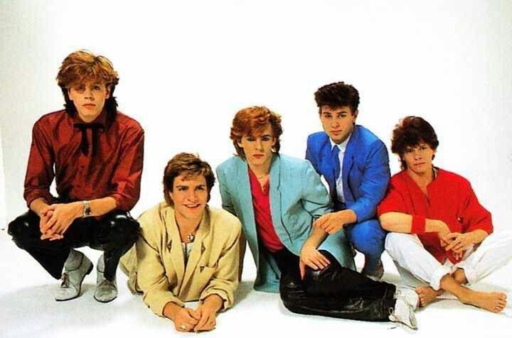 Duran Duran 1982
