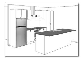 Kitchen Design Galley Layout image result for galley kitchen designs layouts | kitchen ideas