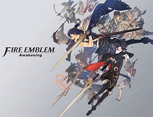 Fire Emblem: Awakening Limited Edition Character Artbook