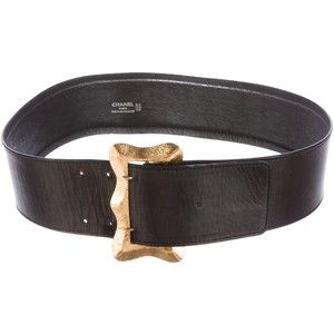 Pre-owned Chanel Vintage Waist Belt