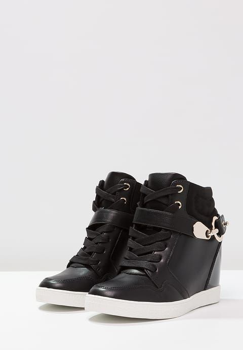ALDO VOLLARO High top trainers black Zalando.co.uk