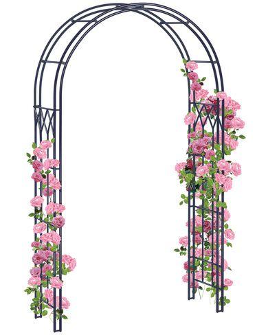 Essex Arch   Garden Vines Advice   Pinterest   Garden Arches, Arch And Garden  Structures