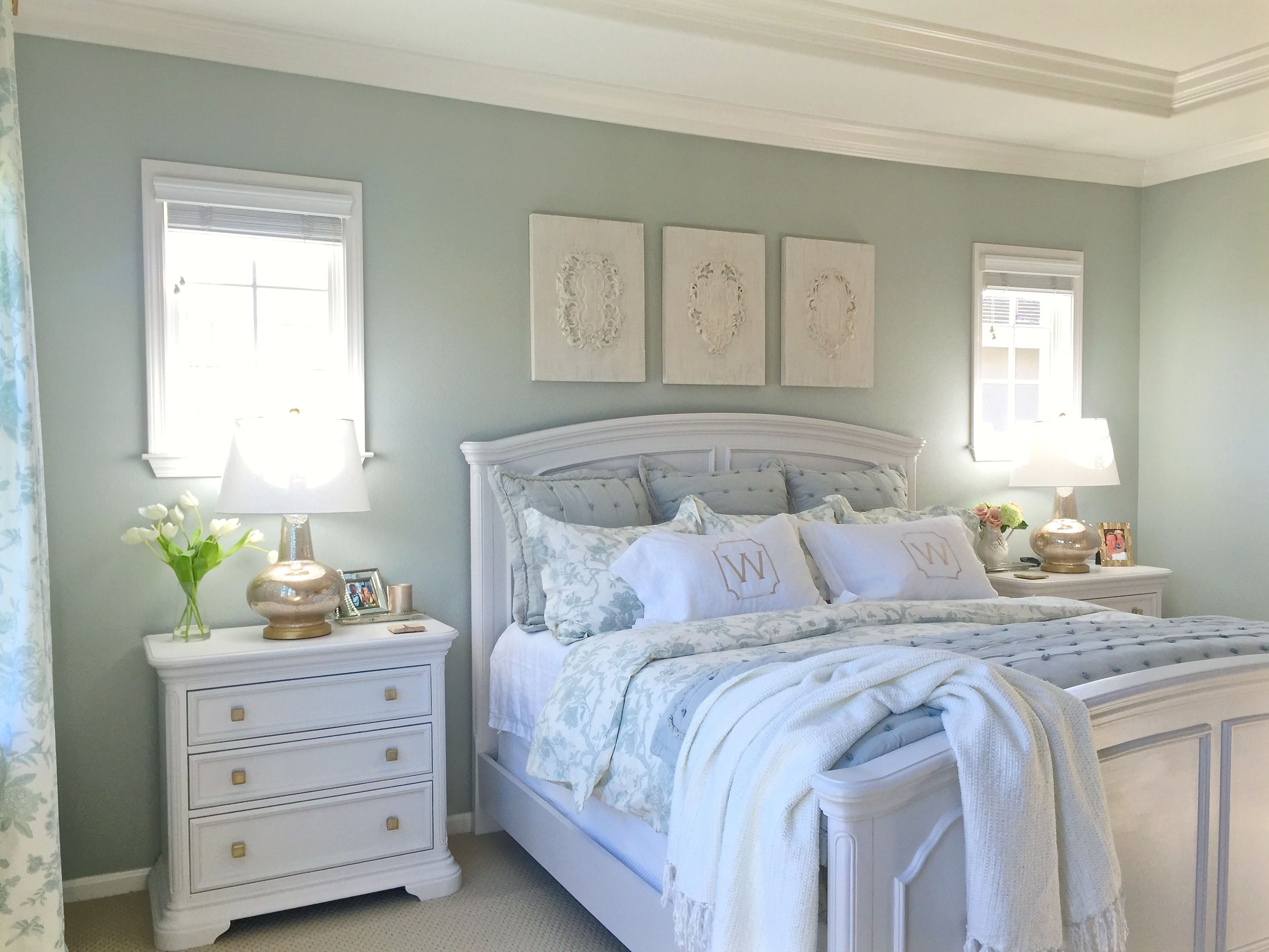 Master Bedroom Reveal with Ballard Designs | Discount ...