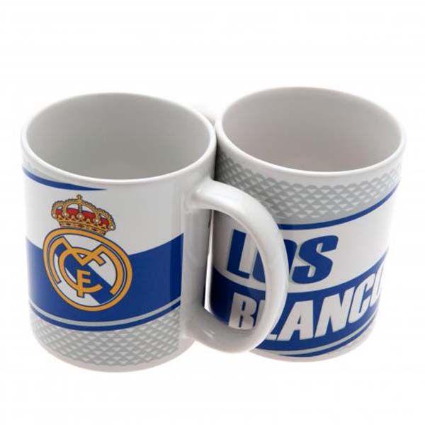 Real Madrid F.C. Mug SL - Rs. 775 Official #Football #Merchandise from #LaLiga