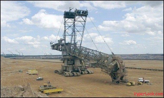 Biggest Machines In The World Ohana