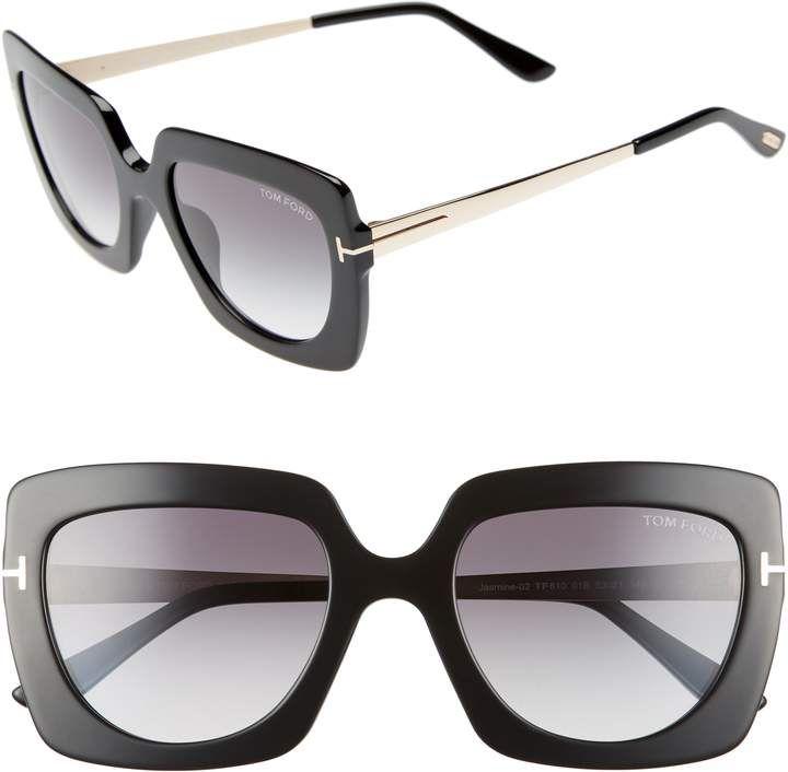 c8f7d994cb Tom Ford Jasmine 53mm Sunglasses