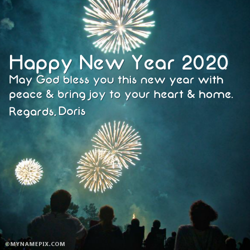 Popular Name Pix Happy New Year Wishes