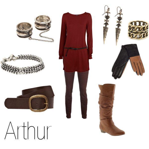 Arthur, created by ja-vy on Polyvore