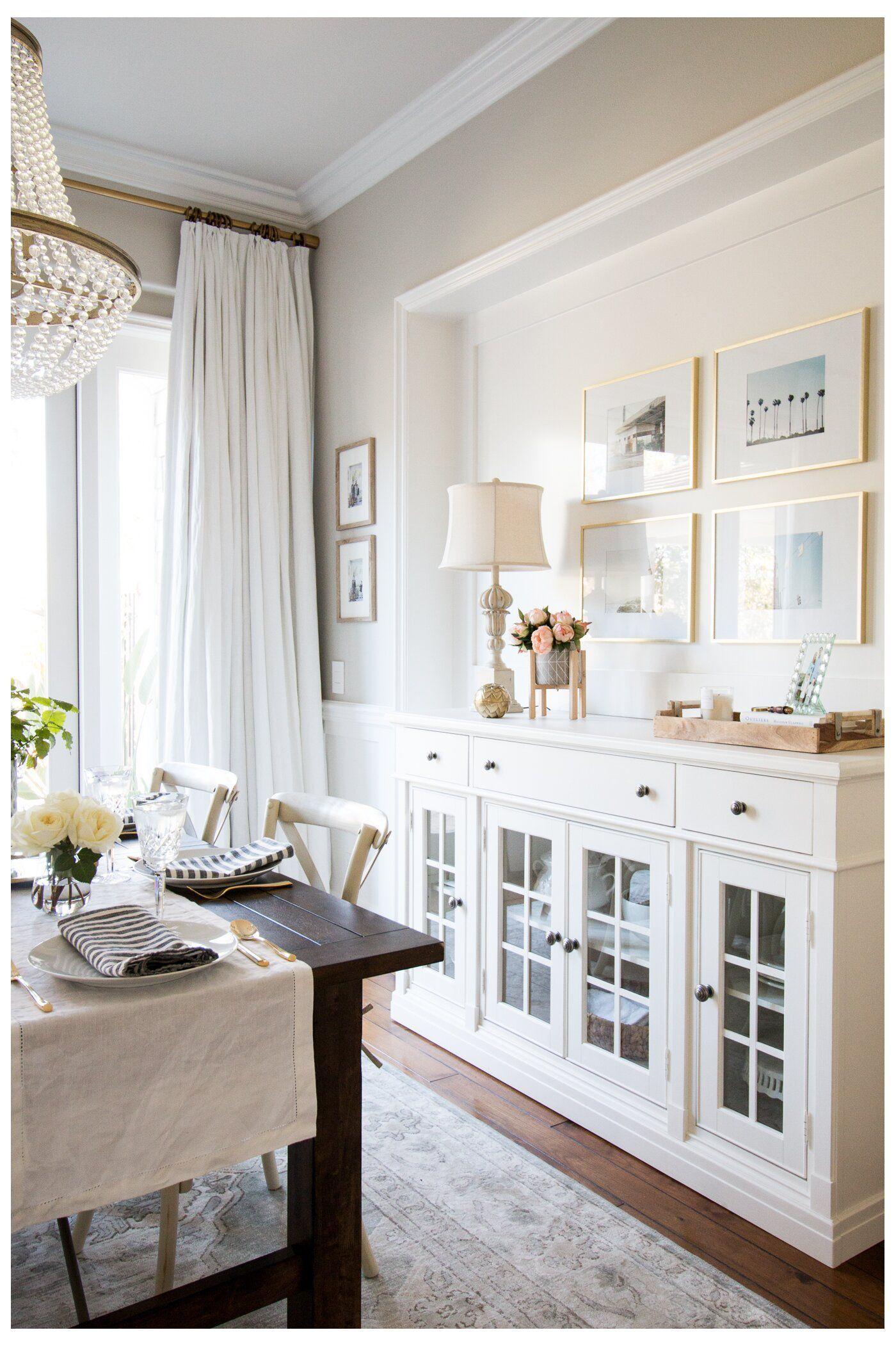 Lark Manor Saguenay Sideboard & Reviews | Wayfair