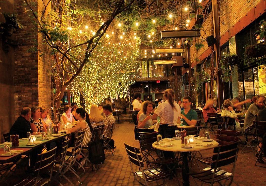 The Park restaurant in Chelsea, New York City, Manhattan, NYC ...