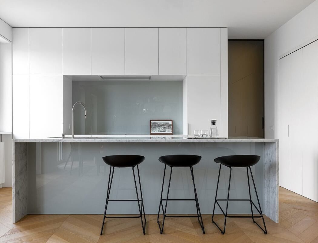 Luce Volumetrica By Atelierzero Homeadore Contemporary Kitchen Kitchen Decor Home Decor