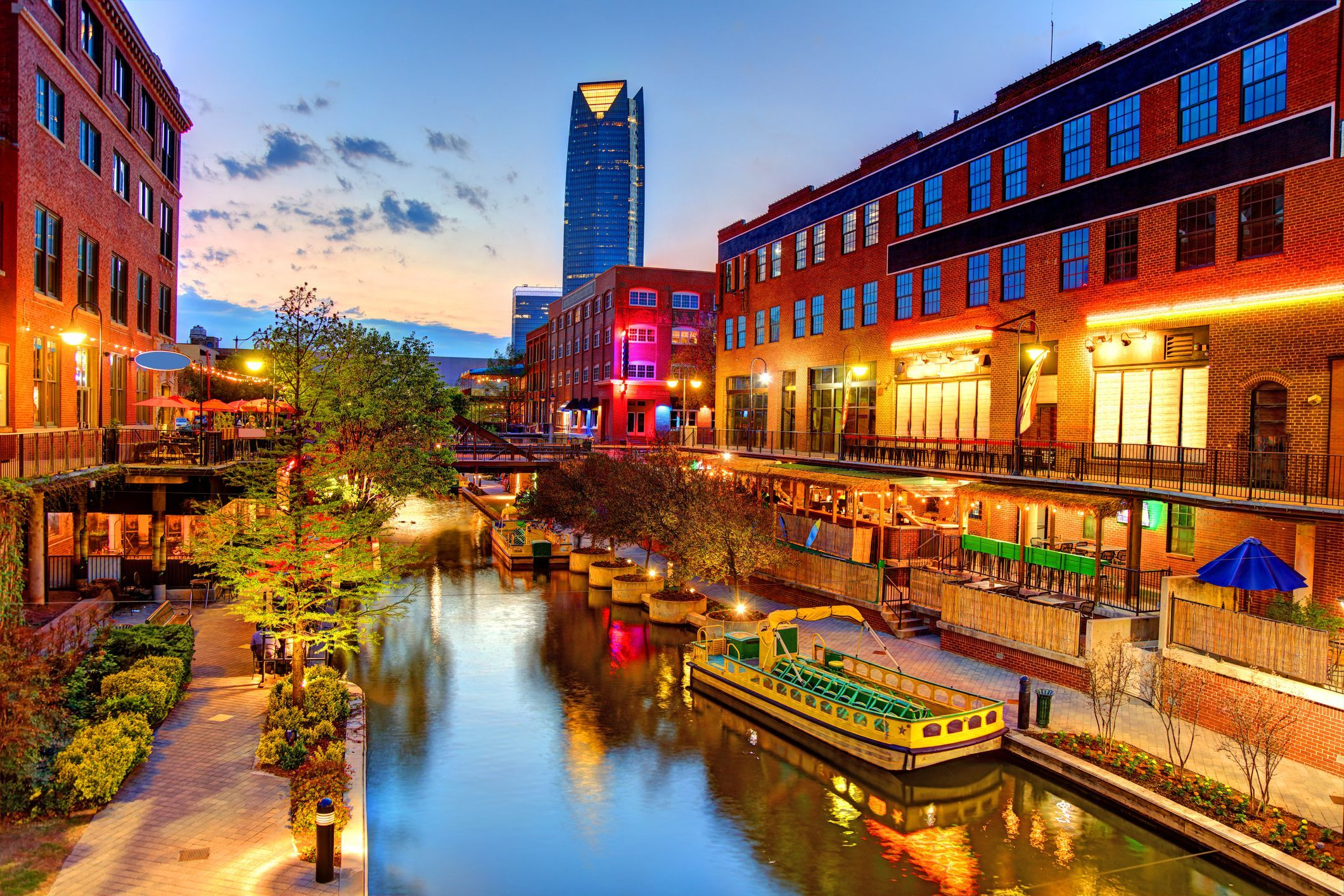 11 Best Things To Do In Bricktown Oklahoma City Oklahoma City Things To Do Oklahoma Vacation Oklahoma Travel