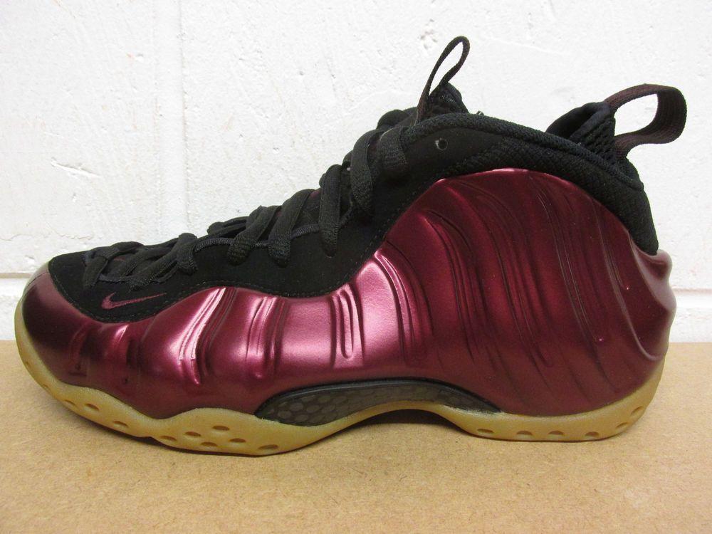 outlet store 9268c 41b8d ireland nike foamposite pink ebay 5104e 8b5b8