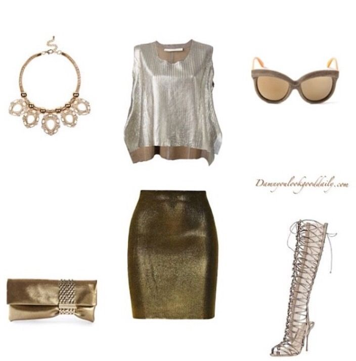 19 Sexy Party Outfits to be the Baddest Chic in the Room