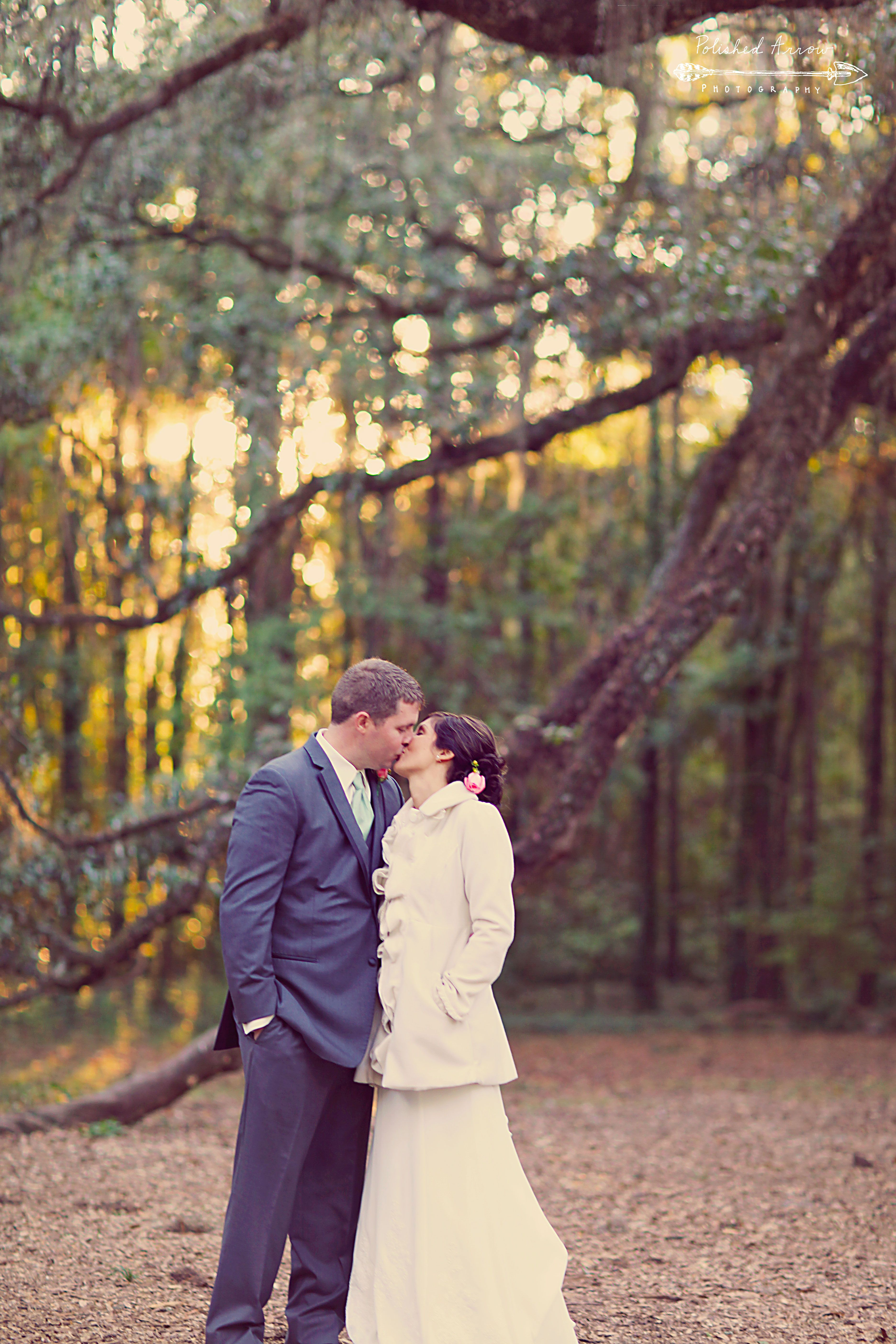 Tallahassee Wedding Photography At Lichgate
