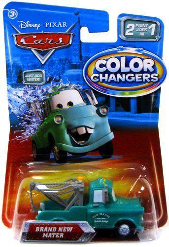 Disney Pixar Cars Movie 155 Cars Color Changers Brand