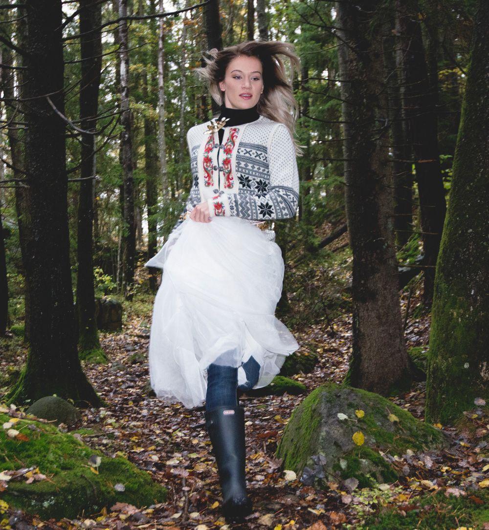 Setesdal jakke A Northern StoryVrikke
