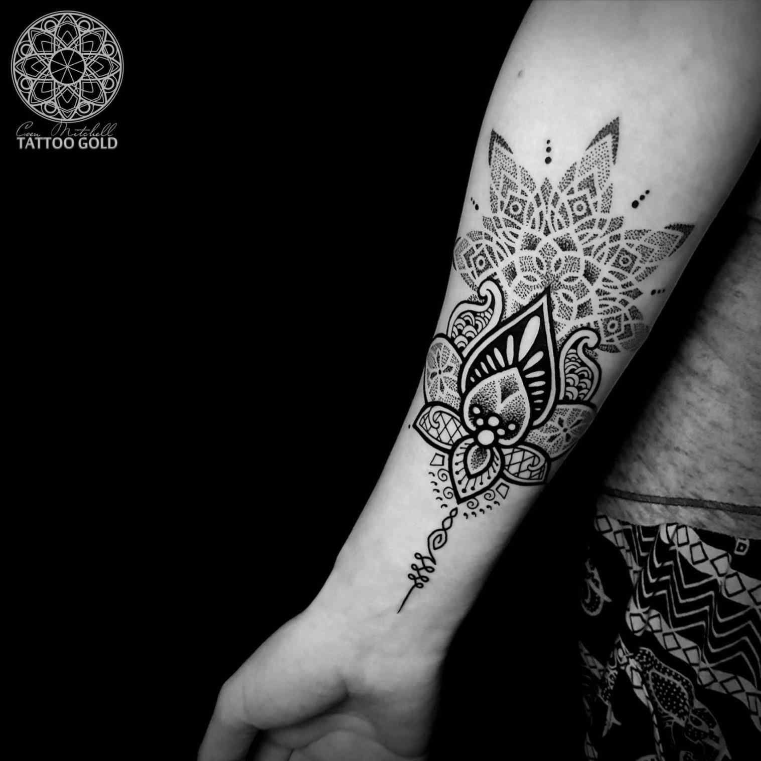 Tattoo Mandala Arm Tattoos For Women Ornaments Tattoo Mandala Arm Tattoo Arm Tattoos For Women Tattoos