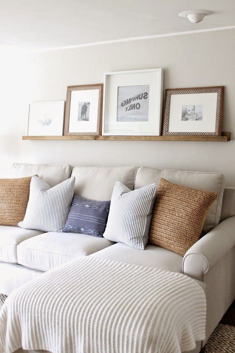 11 Awesome Modern Sofa Design Ideas Above Couch Shelves