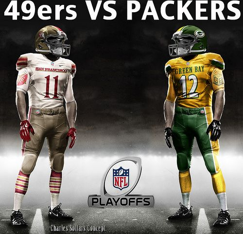 Packers vs 49ers Concept 2 16cfb5c30