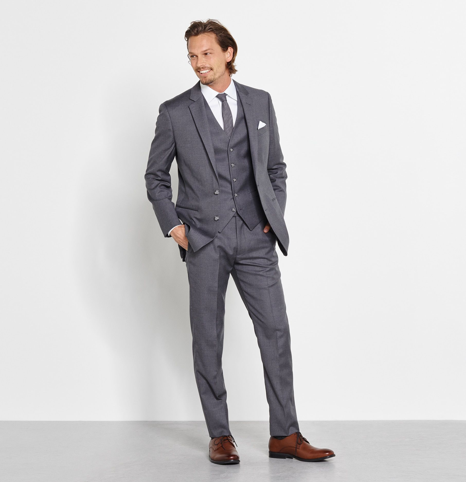The Hemingway Outfit by The Black Tux. Rent for $195. Vest ...