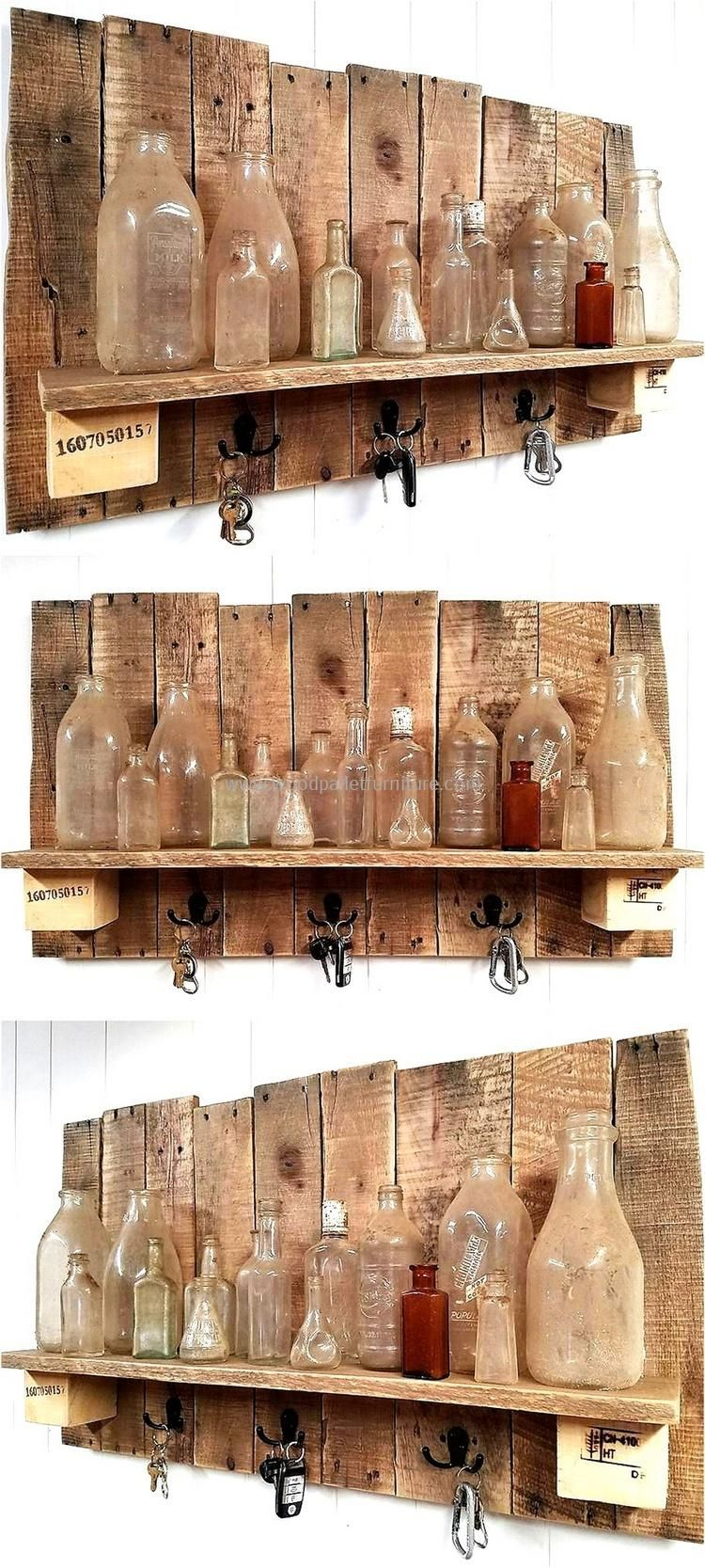 Classic Ideas for Pallet Wood Recycling | Wood pallets ...