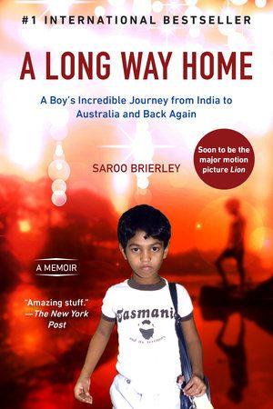 The cover of the book A Long Way Home