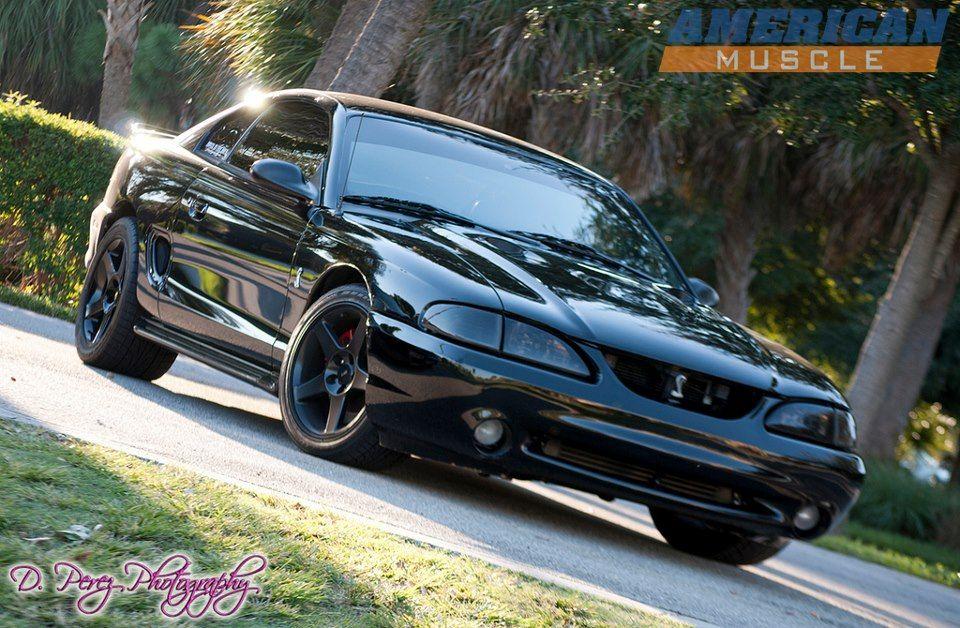 Black 97 Cobra Turbo Over 400 Hp Of Insanity Mustang Cobra Ford Mustang Cobra Sn95 Mustang