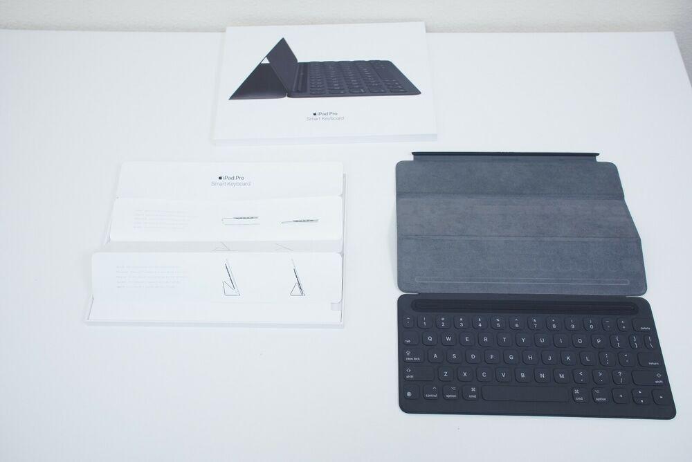 "MPTL2LL//A Black Original Apple Smart Keyboard for 10.5 /"" inch iPad Pro"