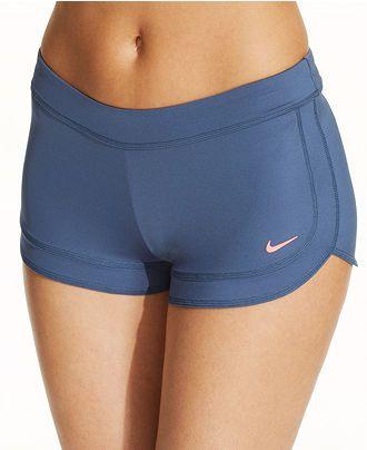 aca9b59c690 Nike Swim Shorts - Swimwear - Women - Macy's | Nike in 2019 | Nike ...