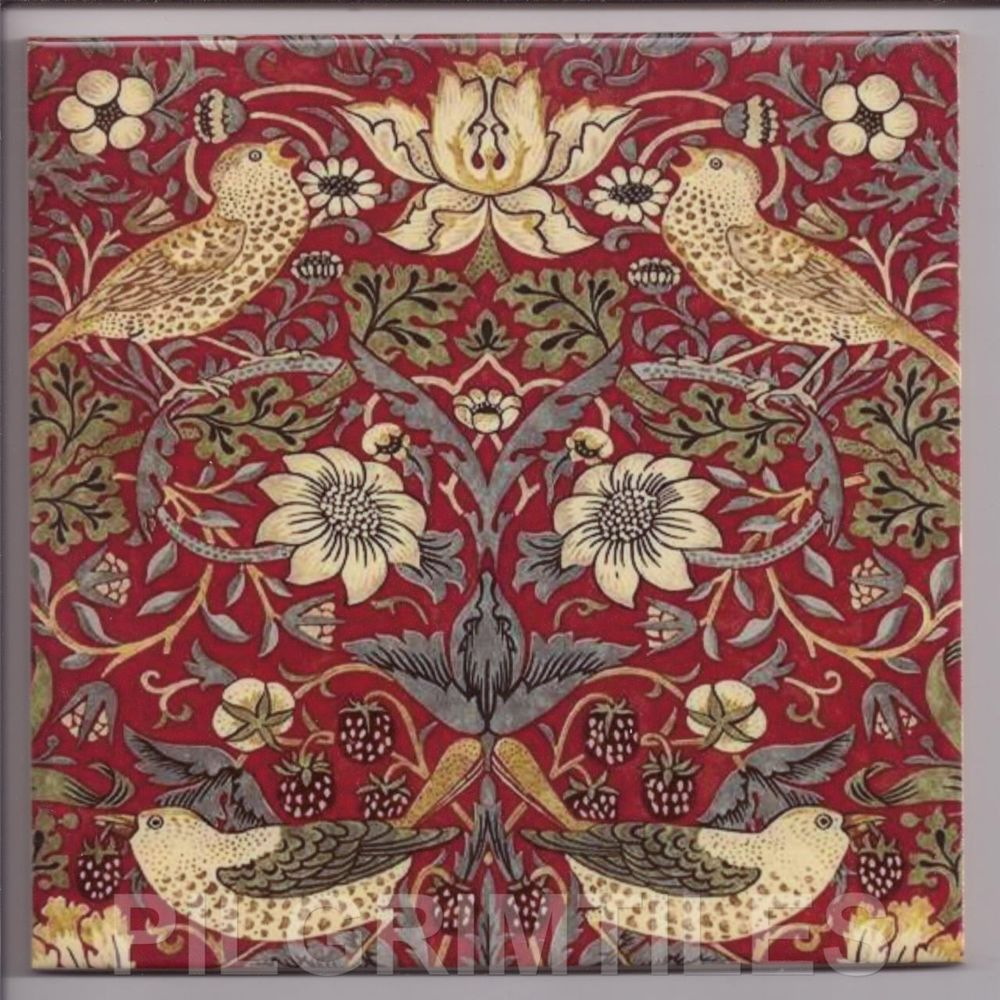 Pretty 12 Ceramic Tile Thin 12X12 Floor Tiles Solid 12X24 Floor Tile Patterns 16X16 Ceiling Tiles Youthful 4 X 4 Ceramic Tiles Pink4X4 Ceramic Tile Home Depot William Morris Strawberry Thief Design 4 Inch Ceramic Tile Coaster ..