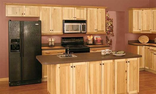 hickory kitchen cabinets home depot hickory kitchen cabinets home depot roselawnlutheran 7026