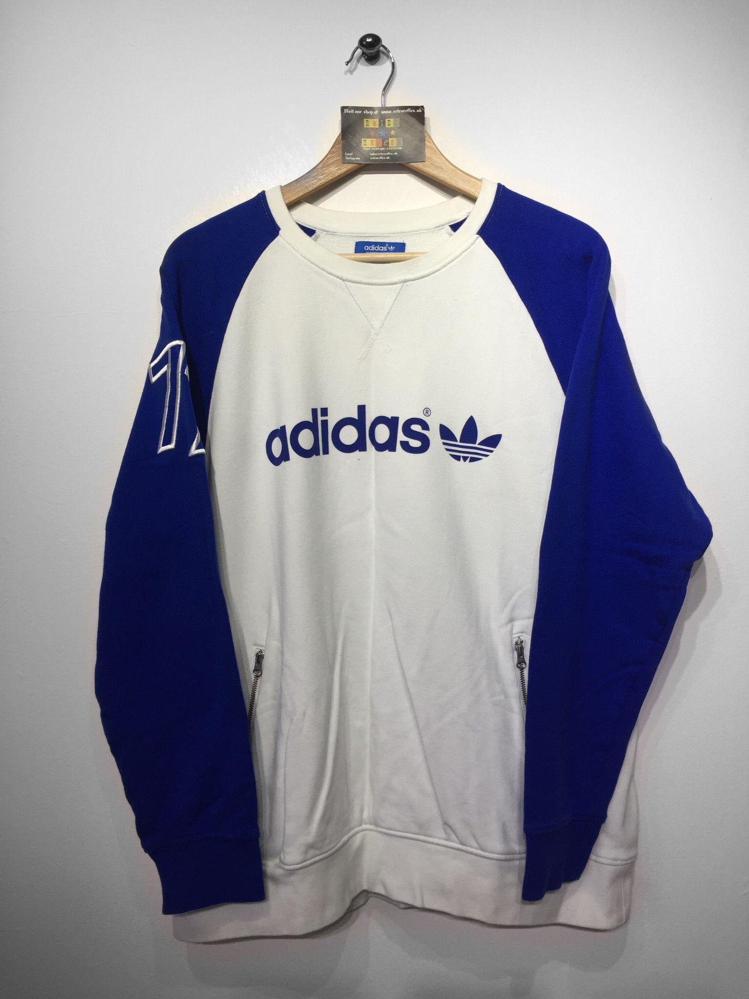 Adidas Sweatshirt size XLarge (but Fits Oversized) £34