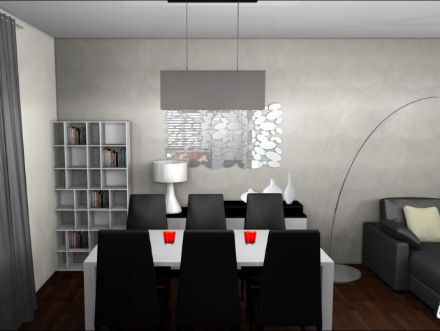 Décoration salle à manger | Pixlr | Pinterest