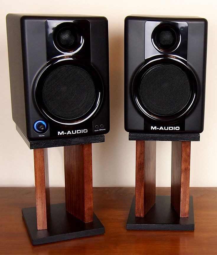 13 DIY Speaker Stands Ideas to Produce More Qualified Voice Tv