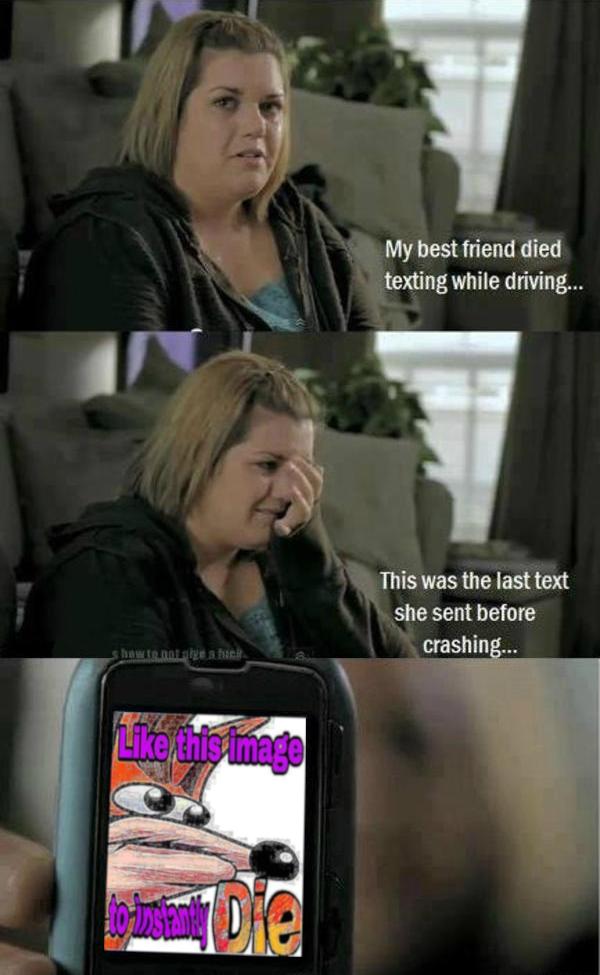 Crazy Friend Driving Meme