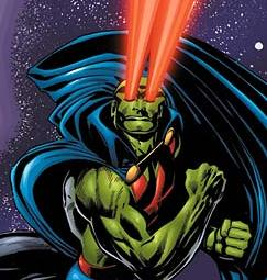 Martian Manhunter - He is the last martian for a reason