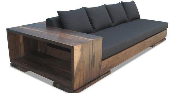 Its About A Sofa Living Pinterest Wooden Sofa Sofas And Wooden Sofa Designs Con Imagenes Muebles Diseno De Muebles Decoracion De Muebles