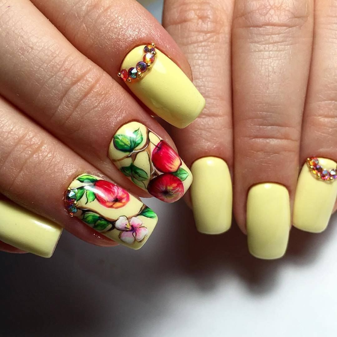 Модный маникюр весна - лето 25: новинки и тенденции на ...