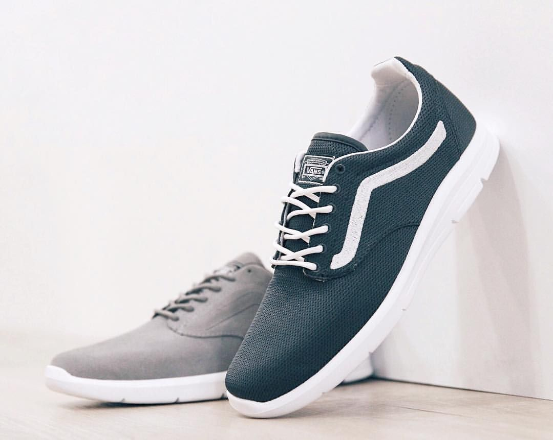 df5c7aaa19 ust arrived The new  vans Iso 1.5 Mesh in Asphalt Grey and Iso 1.5 Suede in  Frost are available now in store !!  goalsstore  vans  vansiso  mensfashion  ...