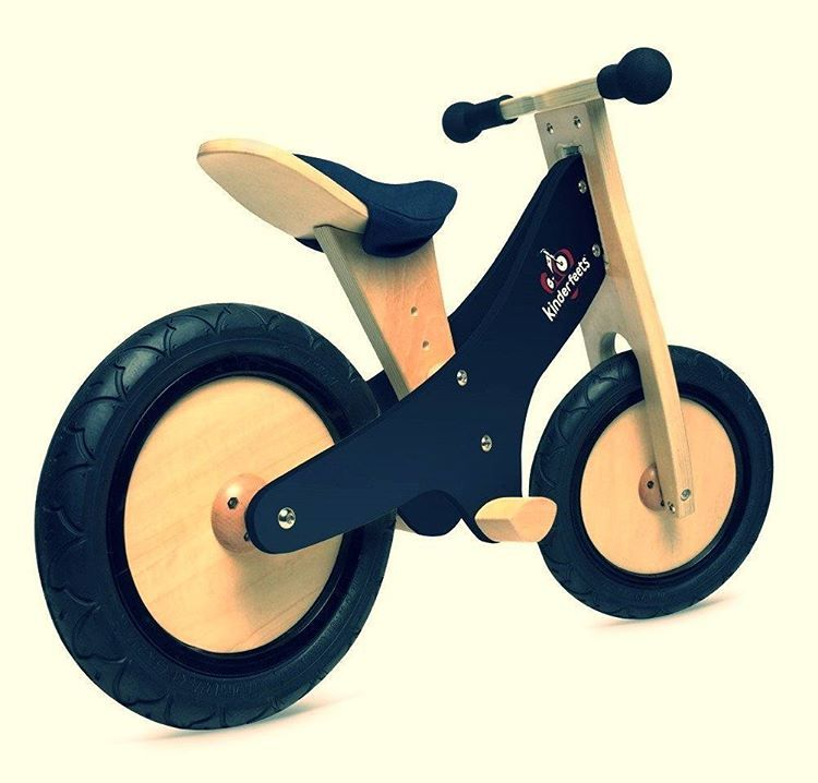 How Cool Are These New Dutch Designed Balance Bikes That Have Just