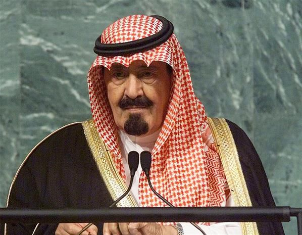 The Most Powerful People In The World Arabian Art Saudi Men King Abdullah