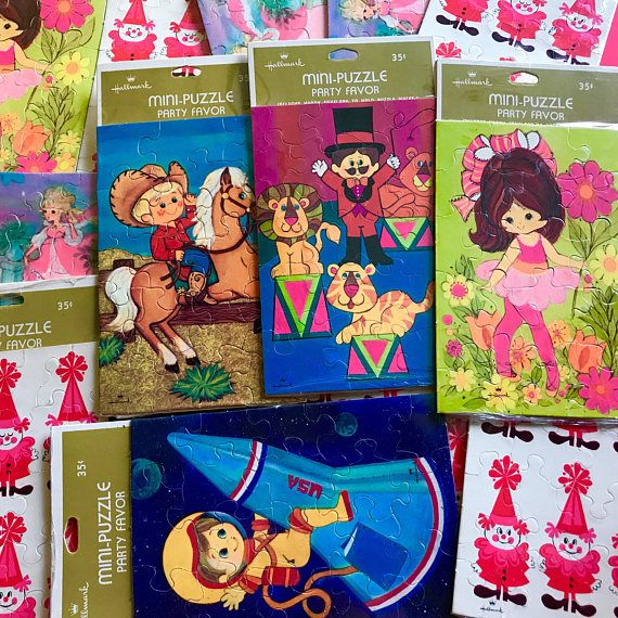 Children/'s Storybook  Confetti Baby Shower Table Scatter Round Party Decor Mixed Picture Book with Bonus Extras